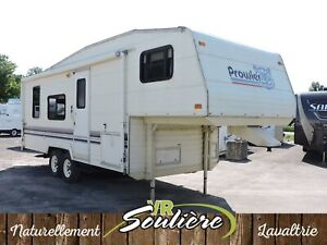 1992 Prowler Trave 25 5H