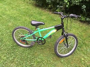 6-speed kids bike