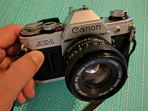 Canon AE1 Excellent++ Condition Film Tested. Adelaide CBD Adelaide City Preview