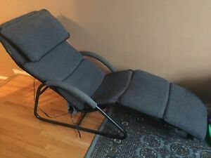 Homedics heated massage chair