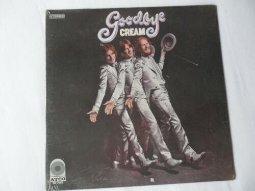 THE CREAM 1969 ***SEALED*** Original **1st PRESS** Goodbye Cream LP **POSTER**