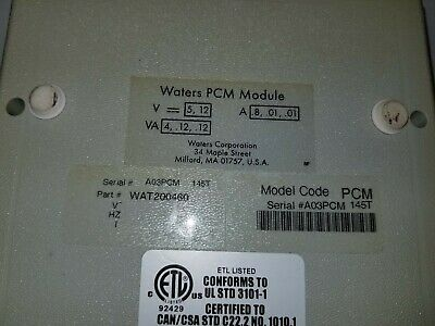 Waters Wat200460 Pcm Modules Hplc Pump Control Module With Ieee 488 Interface