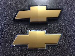 Chevy Bowtie Front/ Rear