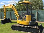 Komatsu PC50 MR-2 2008 MODEL excavator Gympie Gympie Area Preview