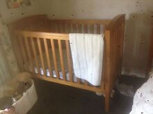 Boori Timber Cot/ toddler bed Sandford Clarence Area Preview