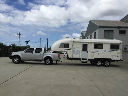 Fifth Wheeler Travelhome Tuncurry Great Lakes Area Preview