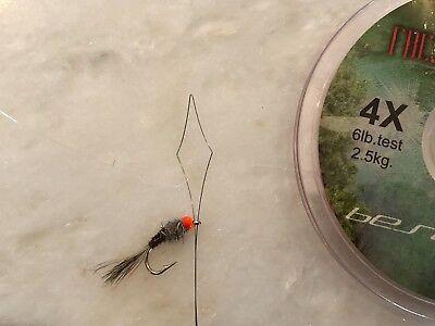 Magnetic Tippet Threader Fishing Hook Threader Gear Fly 2019 Fishing Access Z9Z0