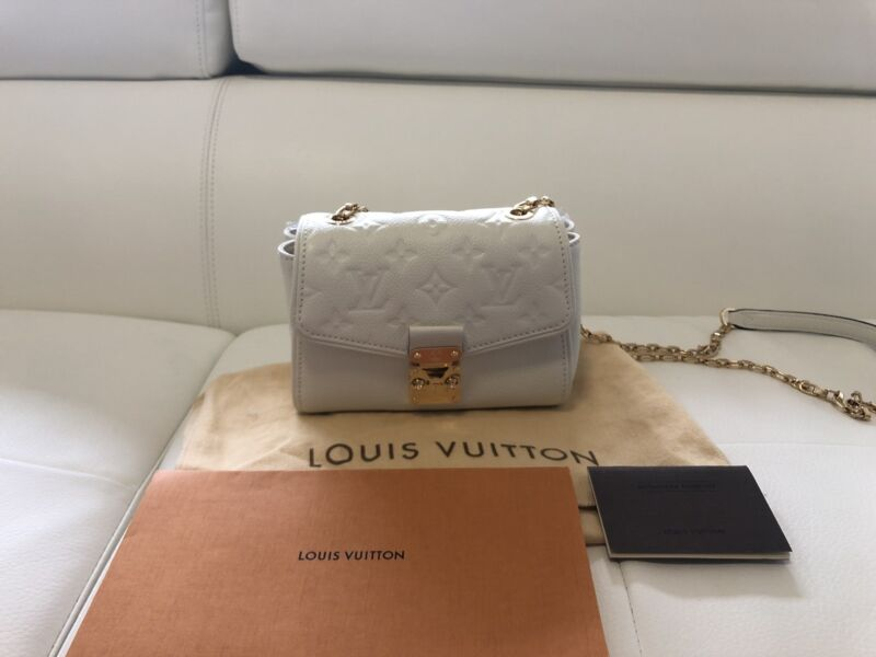 847c6a4f3ecf SOLD- Lous Vuitton Saint Germain bb ivory