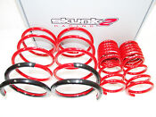 Honda Civic Hatchback lowering Springs
