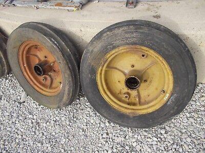 John Deere L M Tractor Jd L607t Rims Rim Front Tires