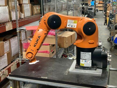 KUKA AGILUS KR6R700 KR 6 R700 sixx 10020953 Robot + Teach Pendant, No Controller