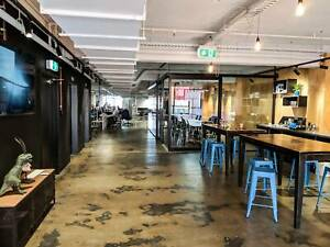New Office - Shared Coworking Space - Melbourne CBD - Flexible