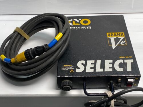 Kino Flo 4 Bank Ve Ballast and Head Cable