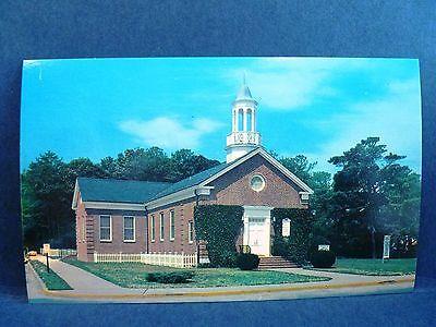Postcard DE Rehoboth Beach Westminster Presbyterian Church