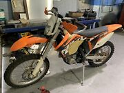 2012 KTM 250EXC-F Fairy Meadow Wollongong Area Preview