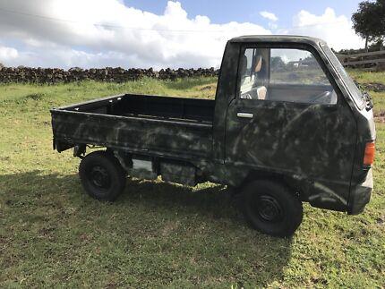 Honda 4WD Mini Truck