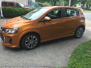 Chevy Sonic Lease Takeover
