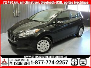 2015 Ford Fiesta S A/C