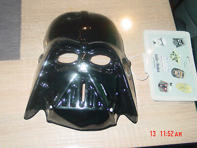 Star Wars - Darth Vader Maske, alt aber - Darth Maske