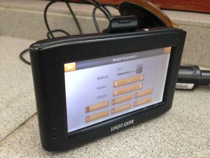 Logic Gear in car navigation system working