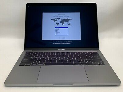 BLOW OUT MID-2017 MACBOOK PRO 13 CORE I5 2.3GHz 8GB 256GB MPXT2LL/A SPACE GRAY