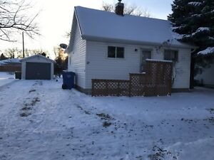 2 Bedroom House for Rent in Dauphin