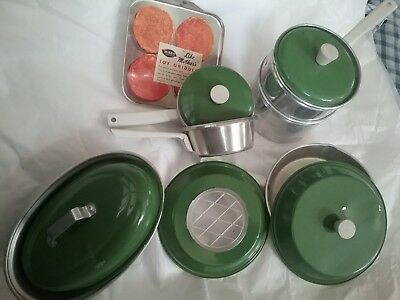 mirror play set pots and pans -