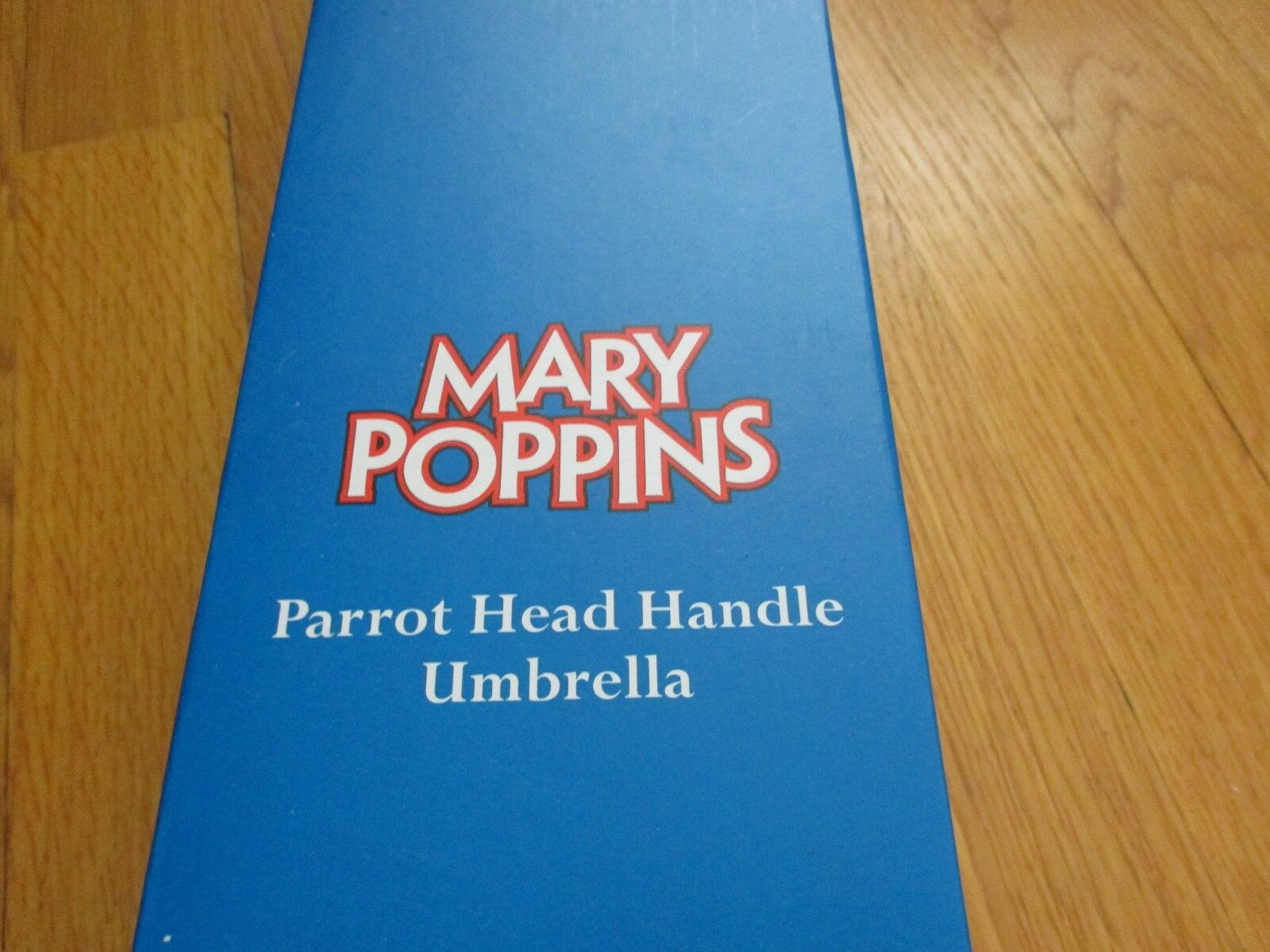 Купить Disney - NEW Disney Mary Poppins Parrot Head Adult Full Size Black Umbrella- Costume