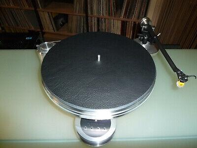 Acoustic Solid 110 Metall Version Pur mit Tonarm WTB370/Ortofon 2MRed
