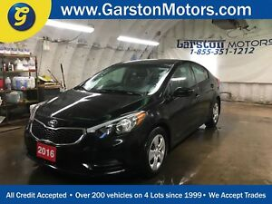2016 Kia Forte LX*PHONE CONNECT*KEYLESS ENTRY*POWER WINDOWS/LOCK