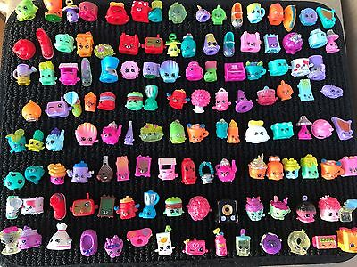 LOT OF RANDOM 100 PCS SHOPKINS SEASON 1 2 3 4 5 6 7 KIDS TOYS FIGURES DOLL GIFT