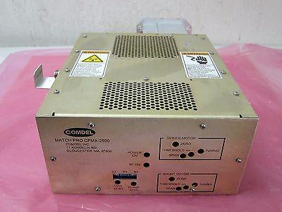 Comdel Match Pro CPMX-2500, FP2300R1, 39227-00-1, 400940