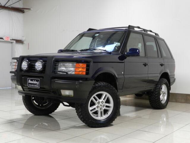 Imagen 1 de Land Rover Range Rover…