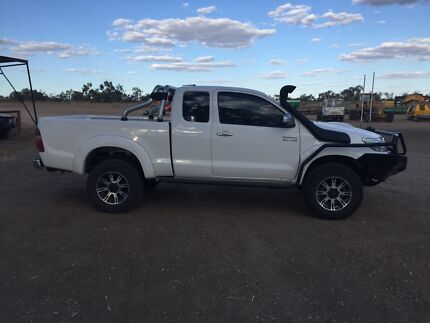 2013 Toyota SR5 Spacecab Hilux Carinda Walgett Area Preview