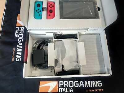 Nintendo Switch Console - Blu/Rosso Neon
