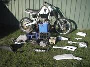 Honda XR600, (not CRF) Trail Bike 1994 parts or restoration Ringl Wentworthville Parramatta Area Preview