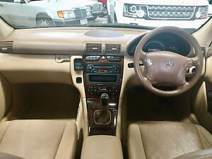 2001 Mercedes-Benz C200 Sedan ***VERY RARE MANUAL*** East Brisbane Brisbane South East Preview