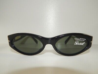 """PERSOL mod.2544S""VINTAGE SUNGLASSES*NEVER USED*OLD STOCK*TRENDY*"
