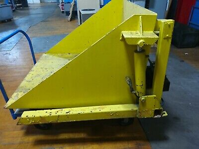 Econo Lift Limited Industrial Tilt Lifting Table