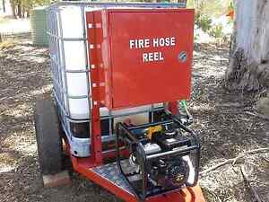Fire Trailer Toodyay Toodyay Area Preview