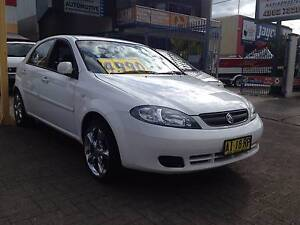 2006 Holden Viva Hatchback Salamander Bay Port Stephens Area Preview