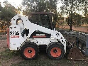 Bobcat 205 Spence Belconnen Area Preview