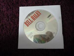 THE BEST OF BILL HALEY*CD*ROCK AROUND THE CLOCK*RAZZLE DAZZLE**DISC ONLY**