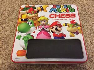 Selling Super Mario Chess in Great Condition!