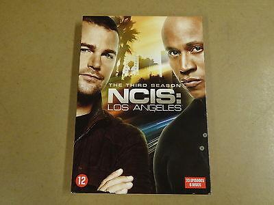 6-DISC DVD BOX / NCIS - LOS ANGELES - SEASON 3