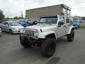 2012 Jeep Wrangler Unlimited Sahara *RATES AS LOW AS 3.69%*