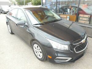 2015 Chevrolet Cruze 2LS Gauranteed Approval