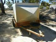 8 x 5 single axle trailer Stawell Northern Grampians Preview