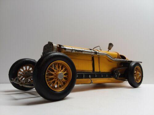 1924 Alfa Romeo P2 Classic Racing Car Model MINT!