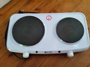 2 electric hot plates UNUSED Hornsby Hornsby Area Preview